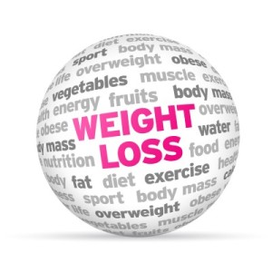 weight loss with use of nutritional supplements